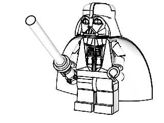 pov ray newsgroups povray binaries images lego darth vader