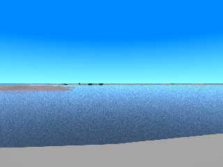 2020-04-02 povearth, svalbard, moffen island, take 24 - view from east across lagoon, 1.7 metres above ground.jpg
