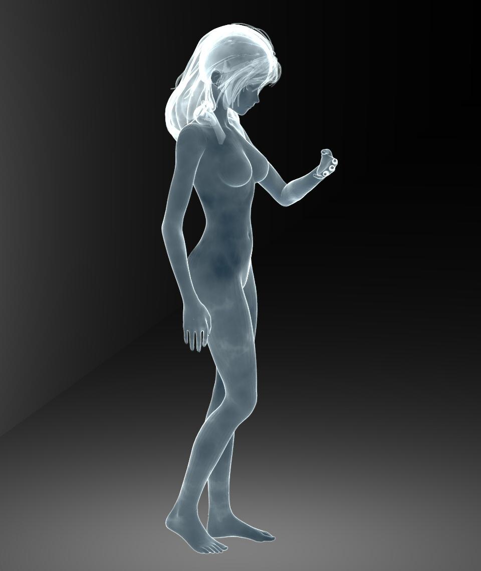 naked anthony