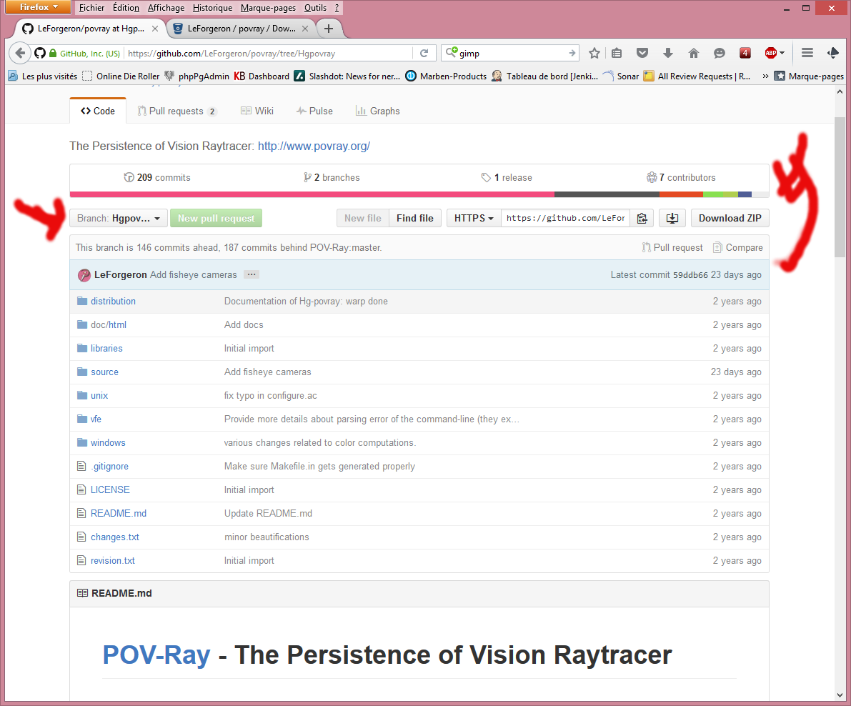 POV-Ray: Newsgroups: povray general: export to  obj file?